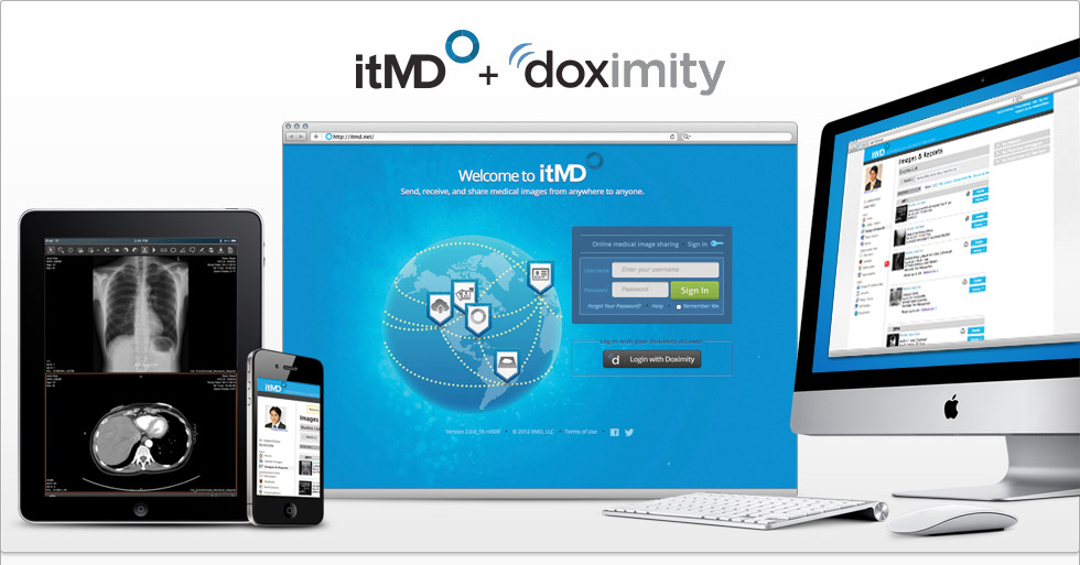 itMD & Doximity